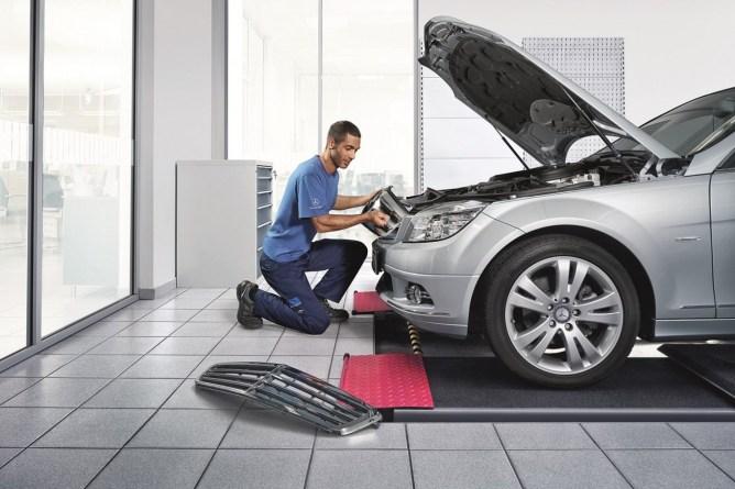 Mercedes Benz Auto Body Repair Centres Awards Superior Service Road Safety Blog