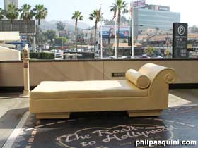 Hollywood, CA - Famous Casting Couch