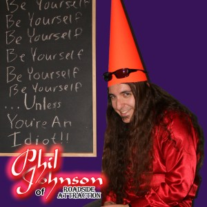 Be Yourself Unless You're An Idiot