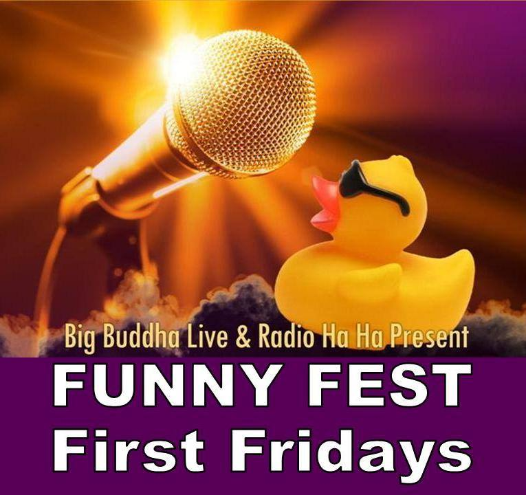 Funny Fest First Friday Comedy