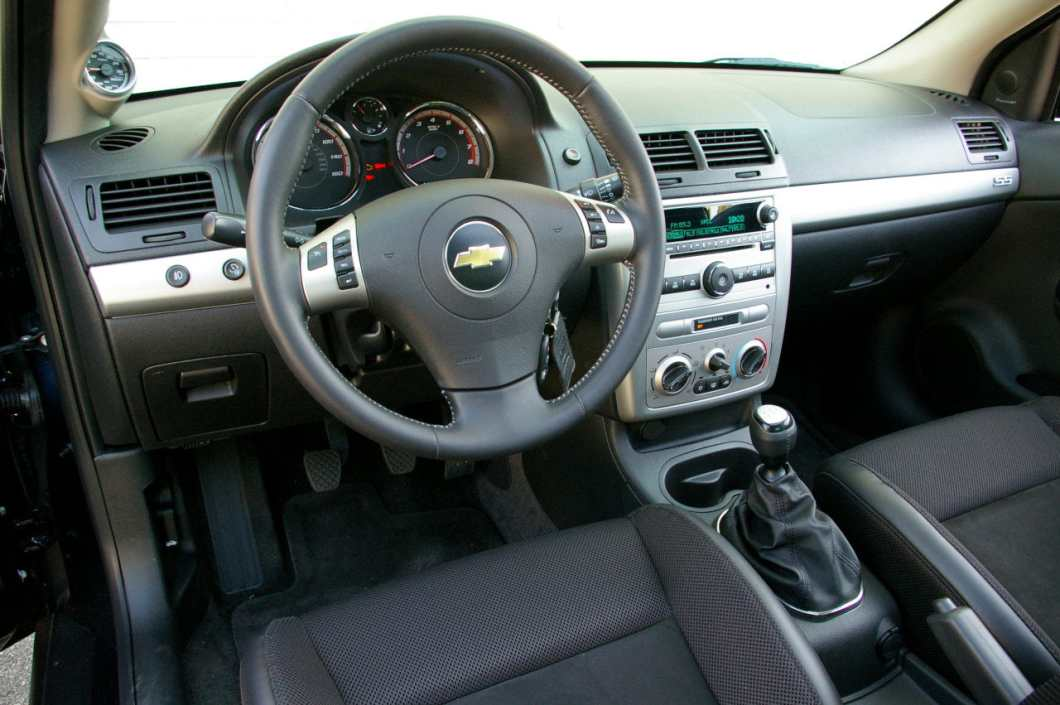 2005 chevy cobalt interior accessories
