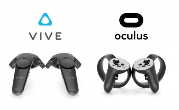 Including Controllers, Vive and Rift Price Could be Equal
