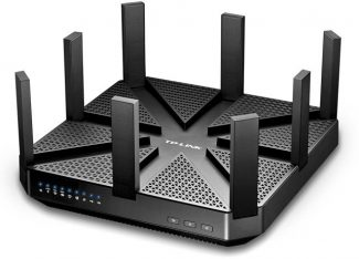 TP-Link 7200ad router, the world's first WiGig router, unveiled at CES last week