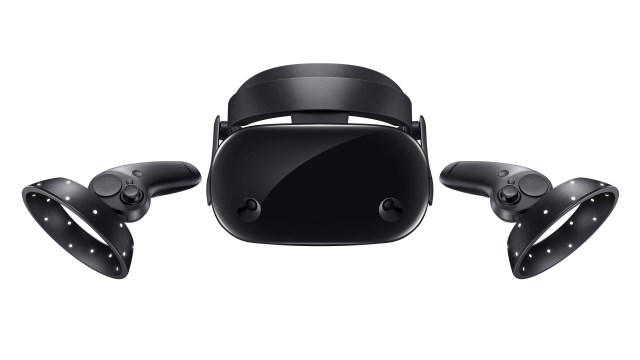 Samsung Odyssey Windows Mixed Reality VR Headset Now Available ...
