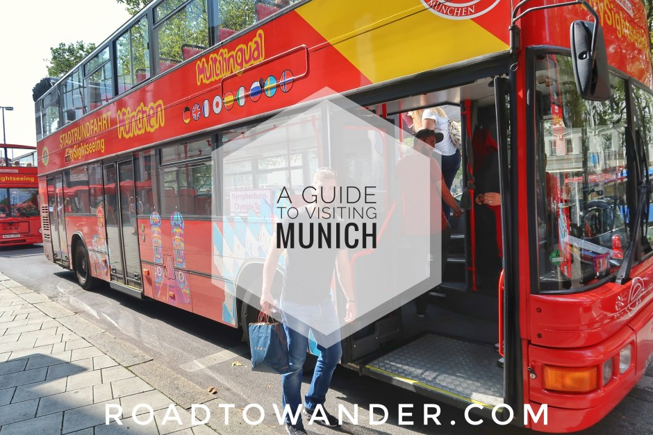 A guide to visiting Munich