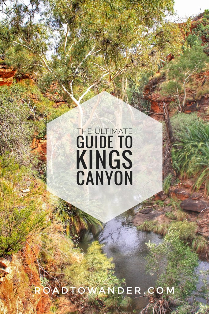 The ultimate guide to Kings Canyon