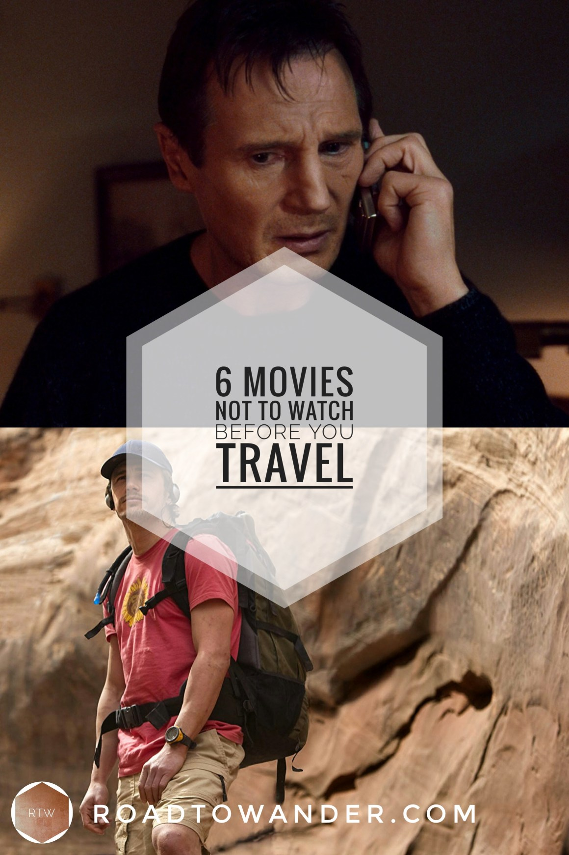 6 movies you definitely do not to watch before you travel