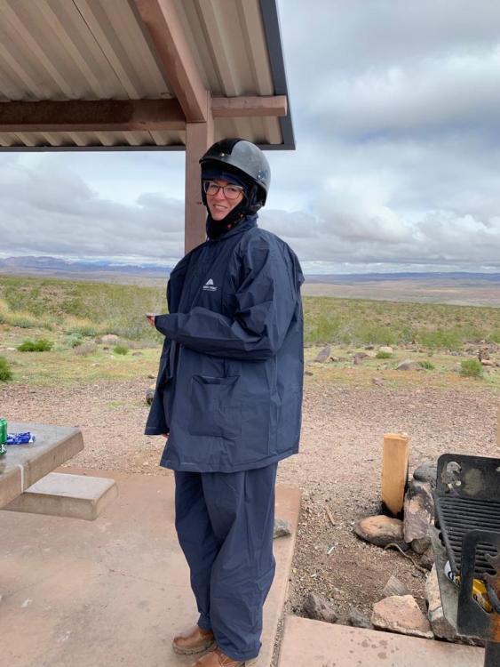Wie ich versuche, gegen das Wetter anzukommen auf dem Harley Roadtrip an der Westküste