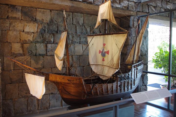 Guimar-Museum-Tenerife-boat