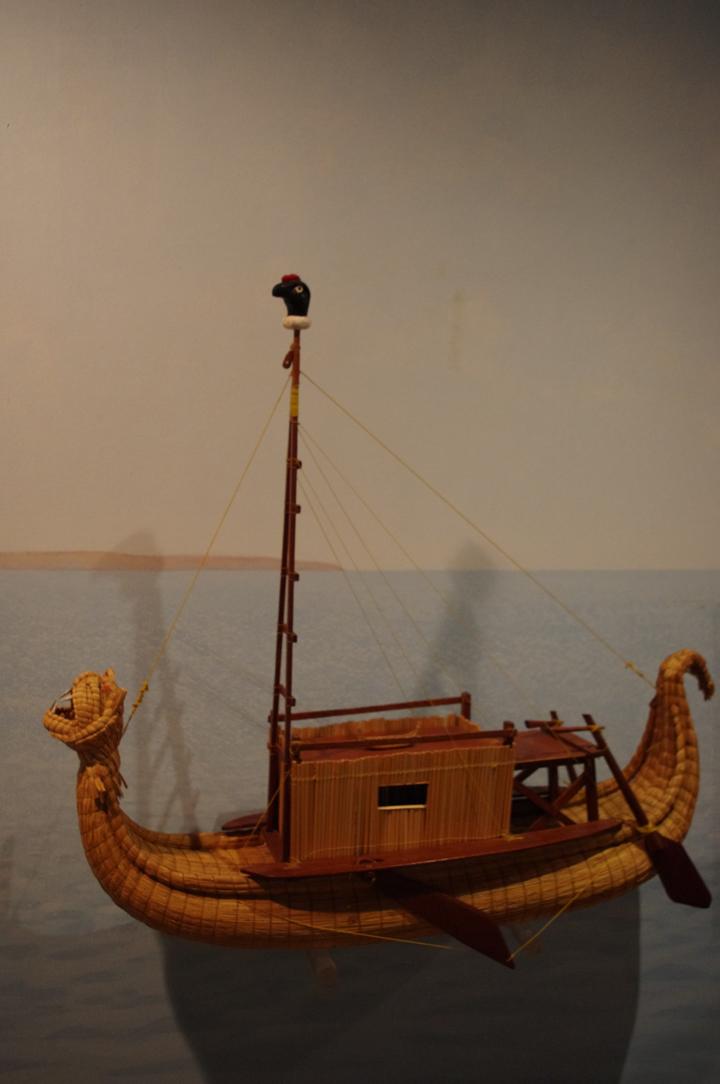 Thor-Heyerdahl-reed-boat–Guimar-Museum-Tenerife
