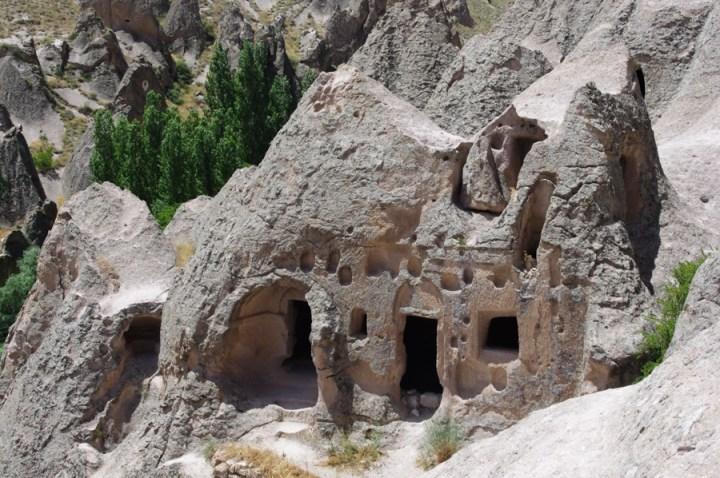 Church - Soganlı Valley - Cappadocia - Turkey