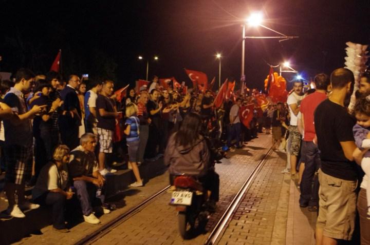 Antalia-Turkey-occupy-Gezy-people