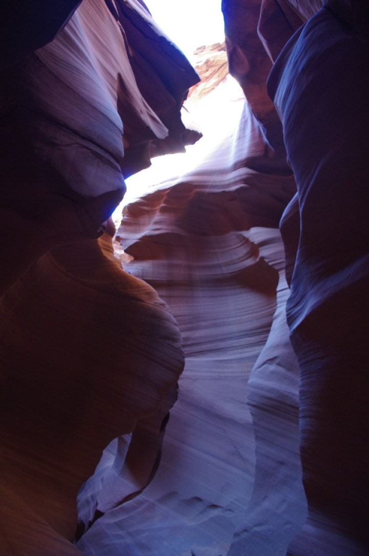 Antelope Canyon - Arizona - USA - - learn more on Road Trips around the World - www.RoadTripsaroundtheWorld.com