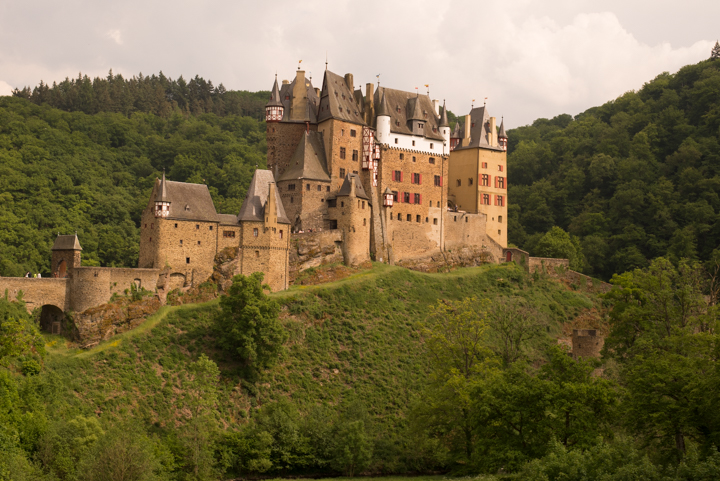 Eltz-Burg-Castle-Germany-view from path 2