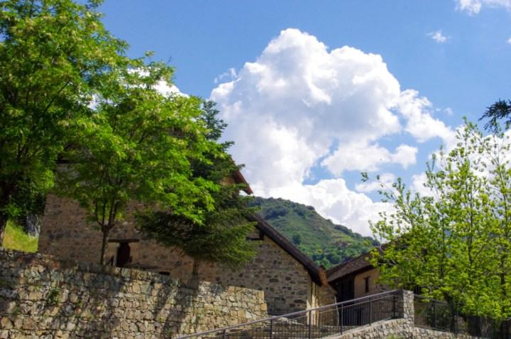 Agios Ioannis Lambadistis - Troodos Church - Cyprus-2