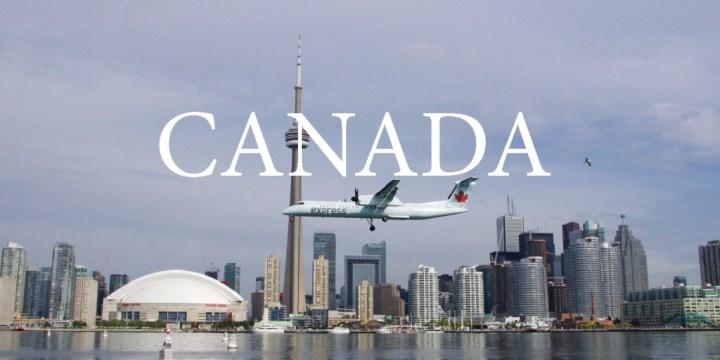 Canada Road Trip