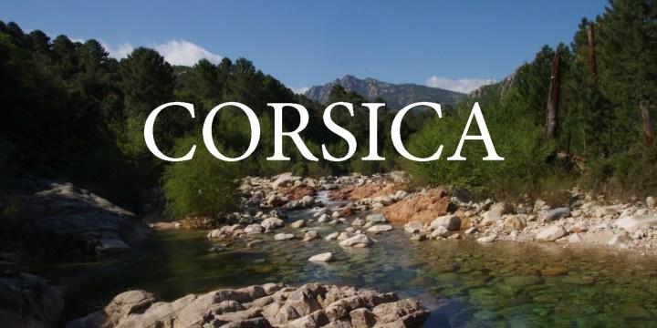 Corsica Road Trip