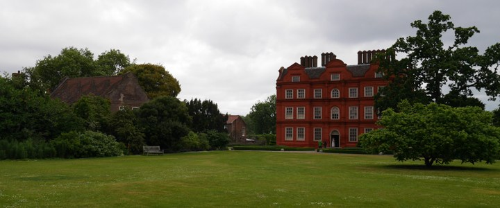 Kew Palace – Kew Gardens – UK