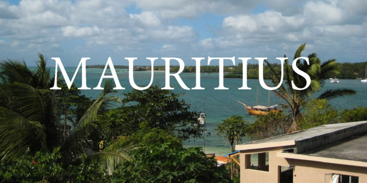 Mauritius Road Trip
