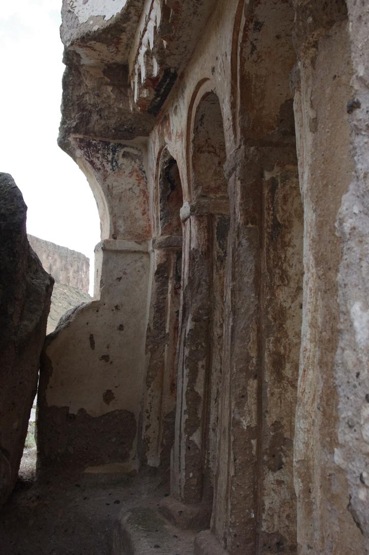 Soganly valley - church coupole - Kunneli Kilise-6