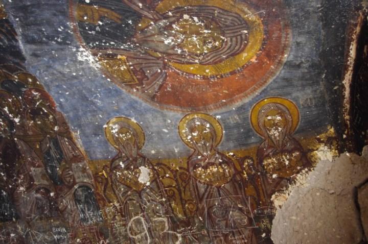 Soganly valley - church snake - yilandi Kilise-2