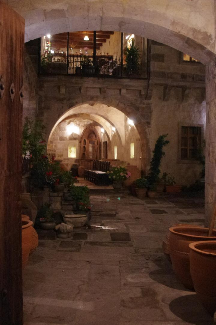 Turkey - Cappadocia -Goreme - hotel-14