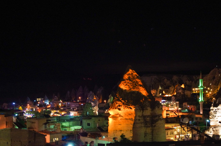 Turkey - Cappadocia -Goreme - hotel-3