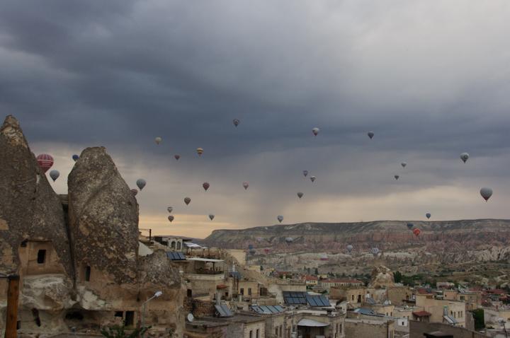 Turkey - Cappadocia -Goreme - hotel-9