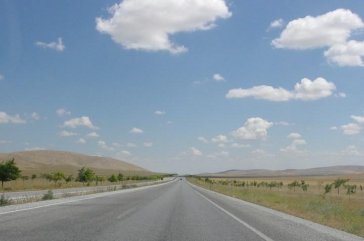 Turkey - road - Cappadocia_-18