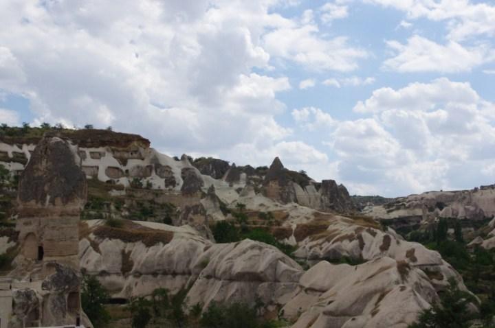 Turkey - road - Cappadocia_-21