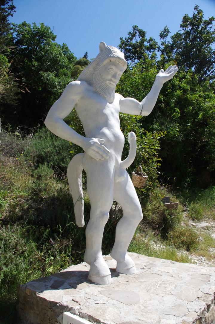 Adonis Baths - Cyprus - Priapus