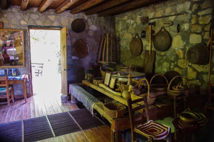 Adonis Baths - Cyprus- museum detail