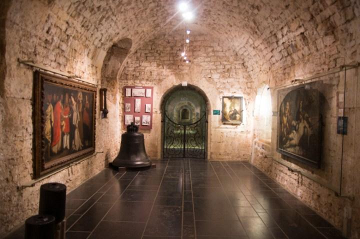 ORVAL- Belgium - inside museum