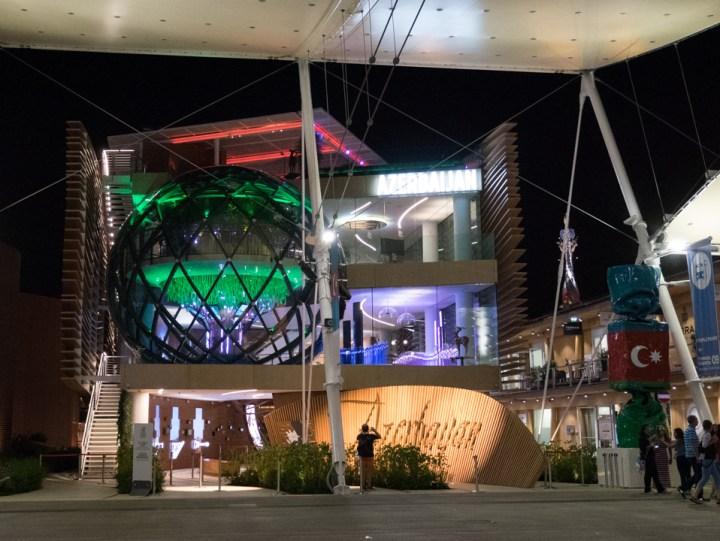 Expo Milano 2015 - Azerbaijan
