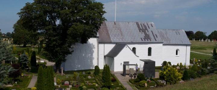 The Runic Stones of Jelling in Denmark