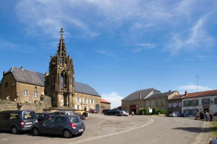 Avioth village - Notre Dame d'Avioth - Avioth - France