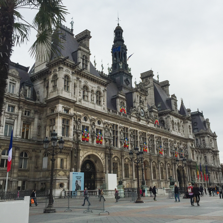 Paris - France - Town hall