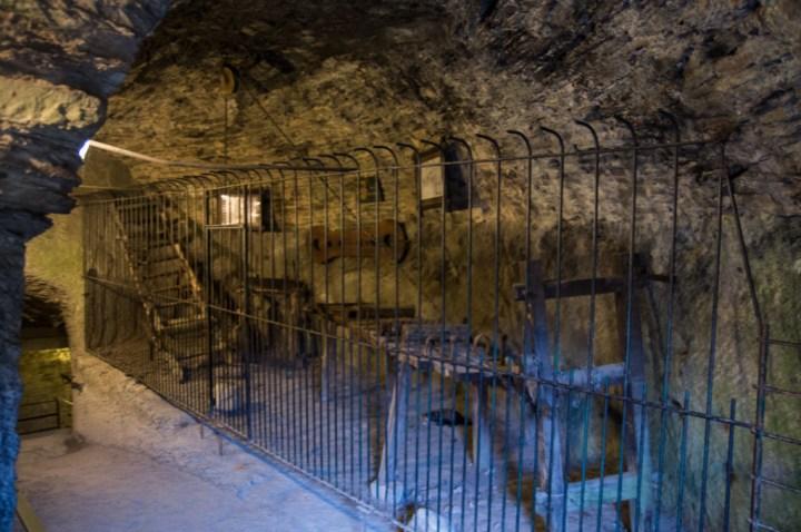 Bouillon Castle - Belgium - Godfrey of Bouillon - torture room