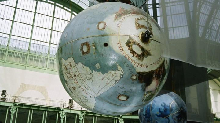 Coronelli Globes - Paris