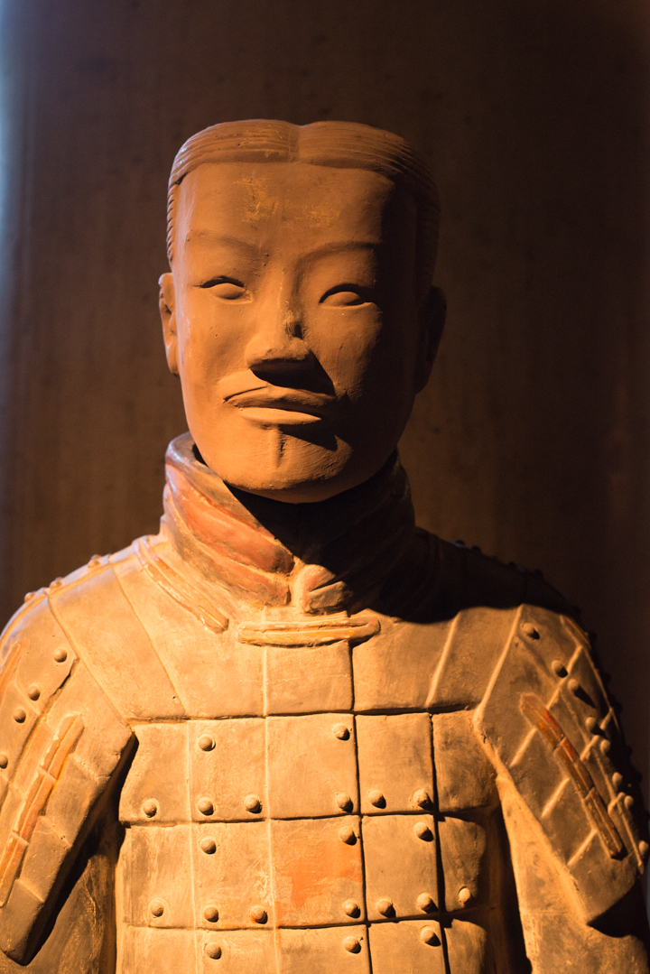 Terracotta Army of Xi'an - Warrior 1