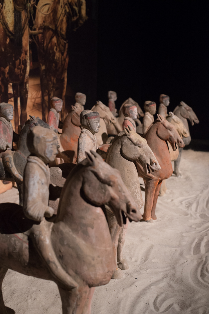 Terracotta Army of Xi'an - miniatures