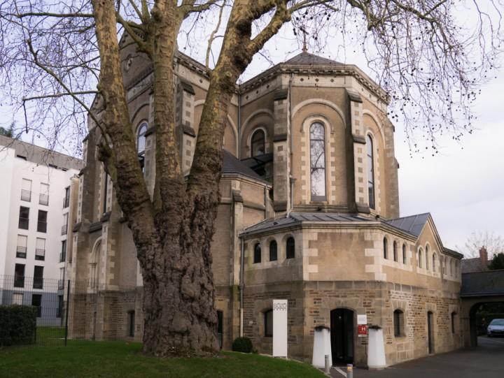 Fancy sleeping in a church? Try the Sozo hotel - Nantes - France