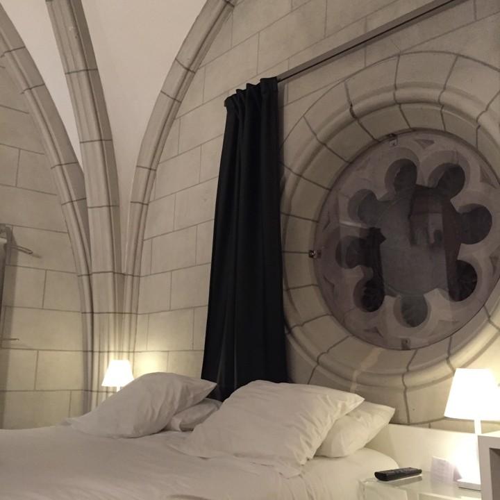 Sozo hotel - Nantes - France - room