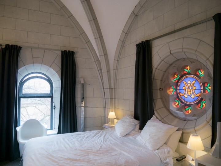 Sozo hotel - Nantes - France - room view