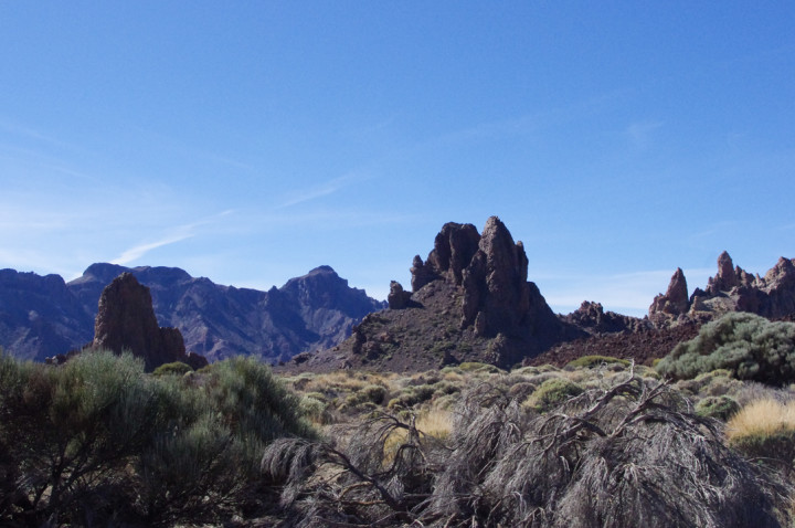 Tenerife - Spain - Mount Teide - Pico del Teide - National Park - rocks