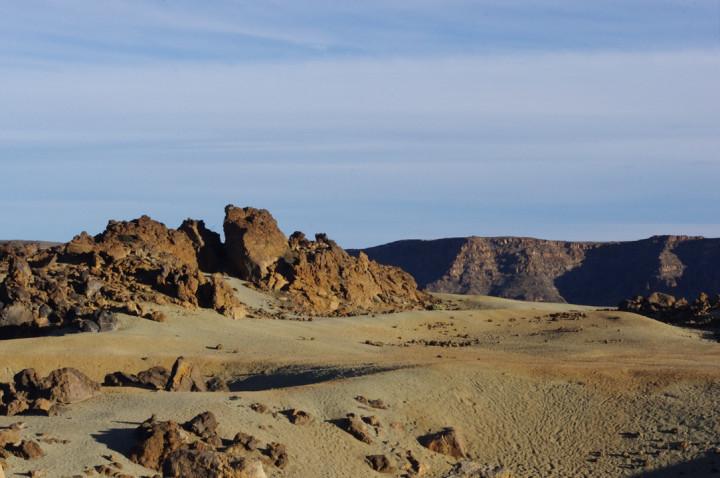 Tenerife - Spain - Mount Teide - Pico del Teide - National Park - rocky desert