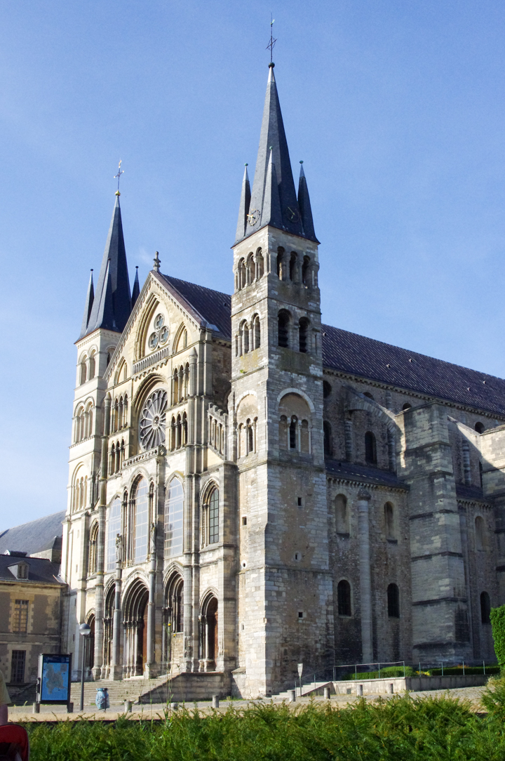 Abbey Saint Remi - France