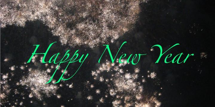Happy New Year from www.roadtripsaroundtheworld.com - green