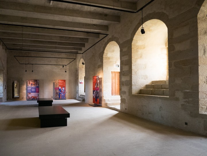 Suscinio - Brittany - France - Duke's hall - banquetting hall