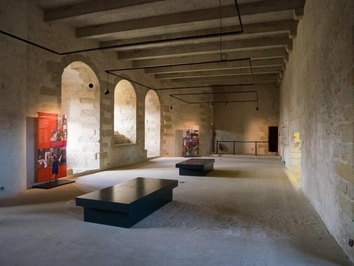 Suscinio - Brittany - France - the Duke's hall